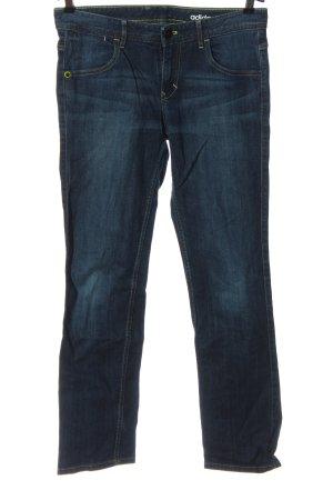 Adidas NEO Straight-Leg Jeans blau Casual-Look