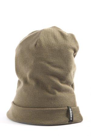 Adidas NEO Knitted Hat khaki athletic style