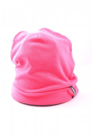 Adidas NEO Knitted Hat pink casual look