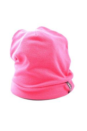 Adidas NEO Strickmütze pink Casual-Look