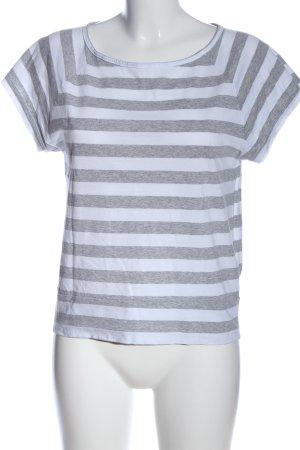 Adidas NEO Strickshirt weiß-hellgrau Allover-Druck Casual-Look