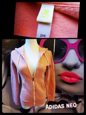 Adidas NEO Veste à capuche rose