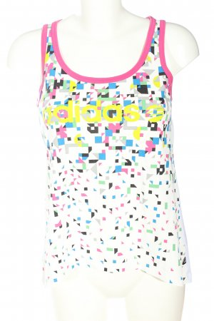 Adidas NEO Tank Top graphic pattern casual look