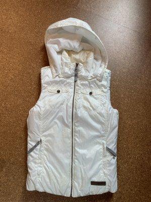 Adidas NEO Kamizelka sportowa biały-w kolorze białej wełny