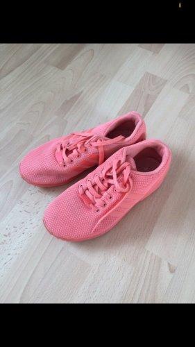Adidas Chaussure skate rouge clair