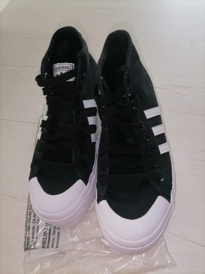 Adidas Heel Sneakers black-white