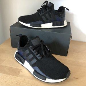 Adidas NMD R1 J Gr 40 schuhe sneaker schwarz weiss OVP Sportschuhe