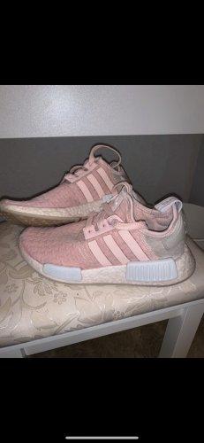 Adidas Originals Basket à lacet rose clair