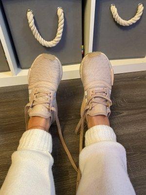 Adidas NMD rosa beige sneaker turnschuhe
