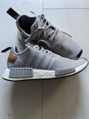 Adidas NMD Zapatos brogue gris