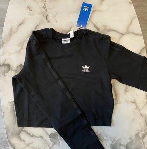 Adidas Pull court noir