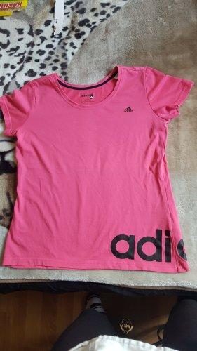 Adidas Sports Shirt pink-violet