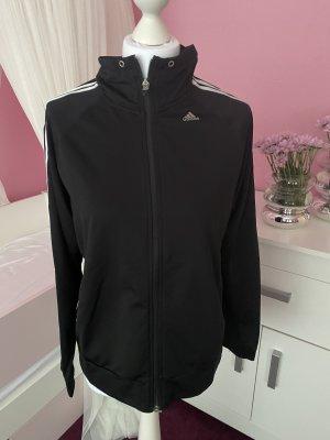 Adidas Chaqueta deportiva negro