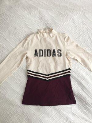 Adidas Oberteil in Cheerleader-Optik