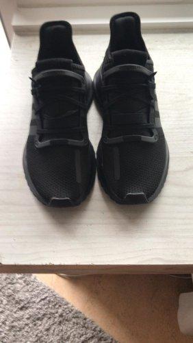 Adidas Originals Sznurowane trampki czarny