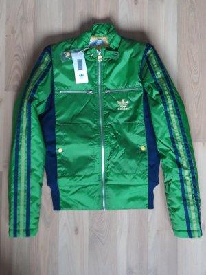 Adidas Originals Bomberjack geel-groen