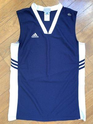 Adidas Original 1990 90er VINTAGE Trikot Shirt Basketball Fußball atmungsaktiv TOP