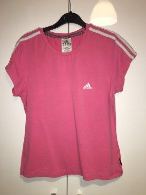 Adidas Originals Camiseta blanco-rosa