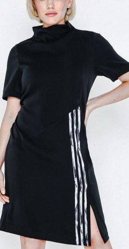 Adidas Originals Jurk met korte mouwen zwart