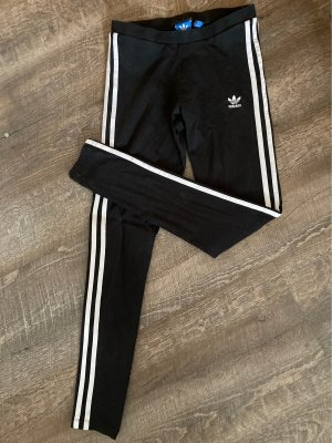 Adidas Originals Leggings black-white