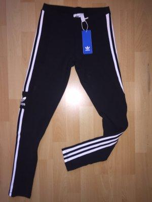 Adidas Originals Leggings negro-blanco