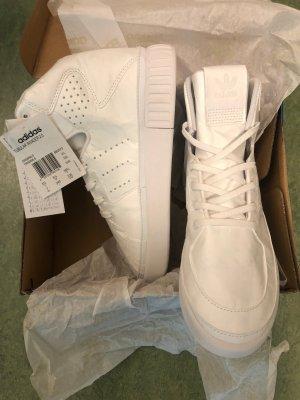 Adidas Originals Wysokie trampki biały