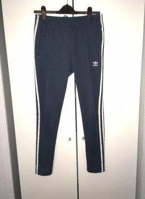 Adidas Sportbroek cadet blauw-staalblauw