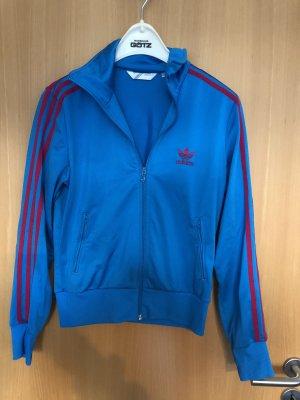 Adidas Originals Veste de sport magenta-bleu