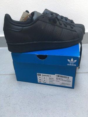 Adidas Original Superstars schwarz 36 2/3