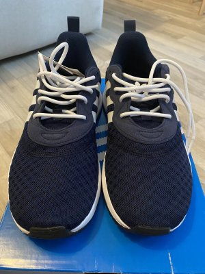 Adidas Originals Sneakers met veters donkerblauw-wit