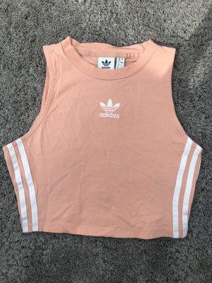 Adidas Originals Crop-top multicolore