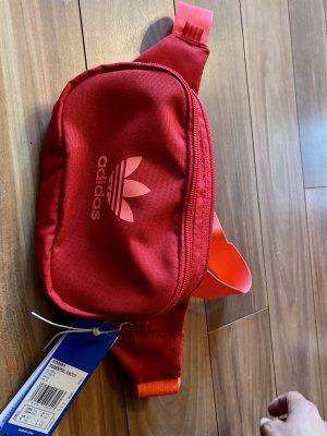 adidas Originals Crossbody Bag Hüfttasche Gürteltasche Bauchtasche Tasche rot