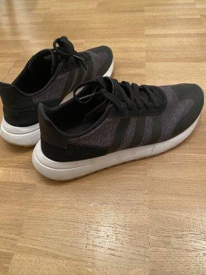 Adidas Originals Sneakers met veters zwart-staalblauw