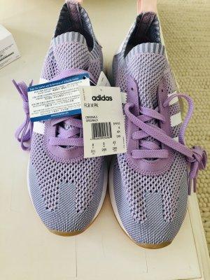 Adidas Originals Zapatillas deslizantes malva-púrpura