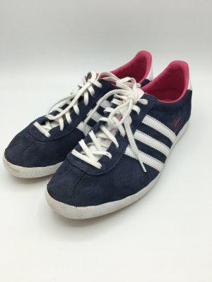 Adidas Originals Sneaker stringata rosa-blu scuro