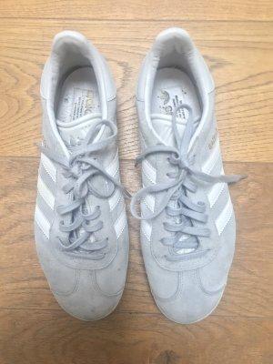 Adidas Originals Zapatilla brogue gris claro-blanco Cuero