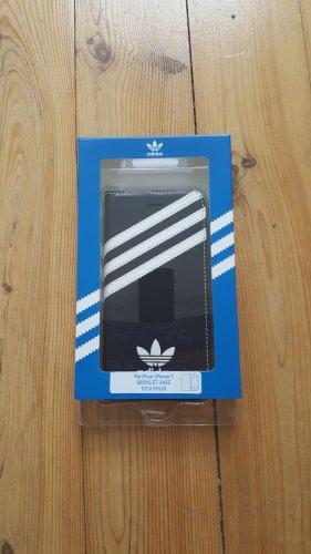 Adidas Originals Hoesje voor mobiele telefoons zwart