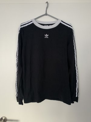 Adidas Originals Crewneck Sweater black-white