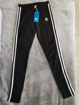 Adidas Originals Leggings blanco-negro