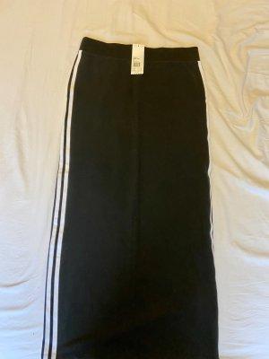 Adidas Originals Maxi gonna nero-bianco