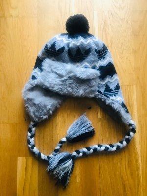Adidas Originals Knitted Hat black-grey