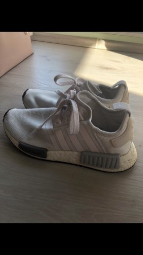 Adidas Originals NMD R1 Sneaker Low 38 hellrosa grau