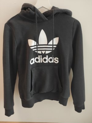 Adidas Originals Hooded Sweater black