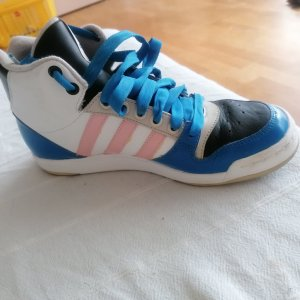 Adidas originals Retro high top sneaker