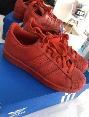 Adidas Originals rot