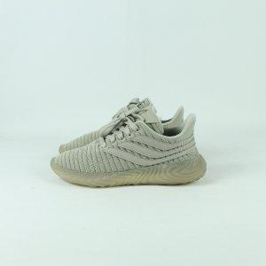 Adidas Originals Sznurowane trampki srebrny