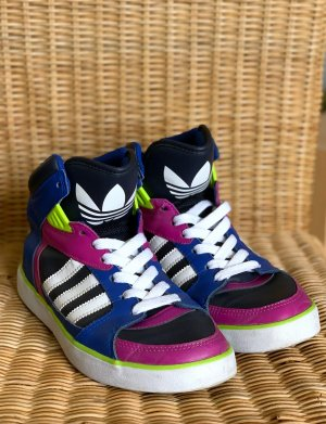 Adidas Originals Basket à lacet multicolore