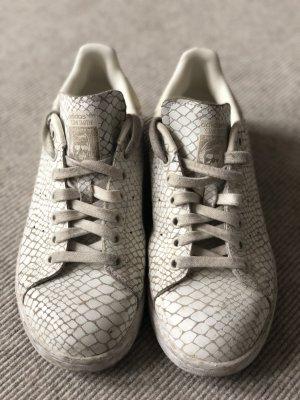 adidas Originals Stan Smith - Kroko look weiss - Gr. UK 6