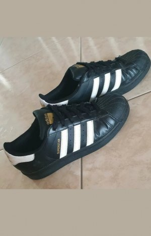 adidas Originals Superstar schwarz 37
