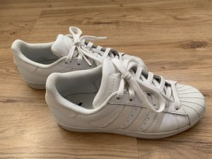 Adidas Originals Sneakers met veters wit Leer